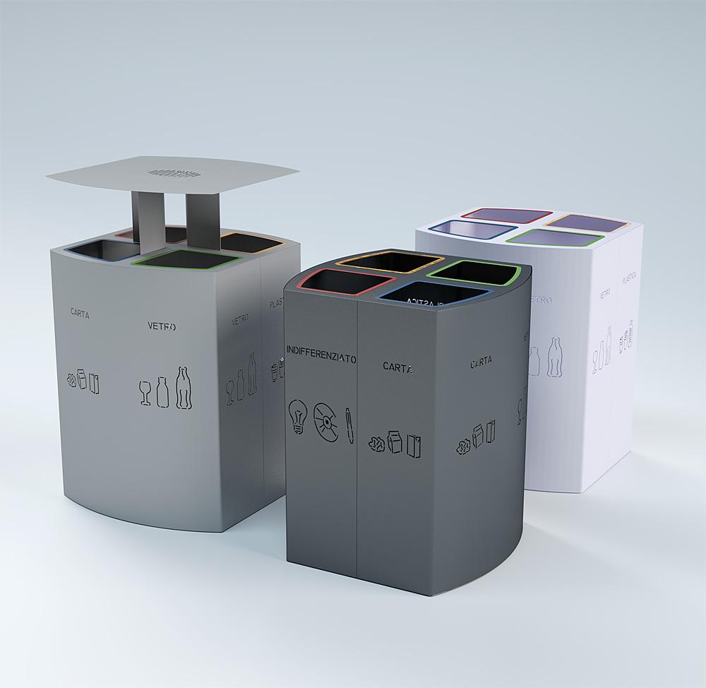 personnes notables poubelle urbaine design gn57 humatraffin. Black Bedroom Furniture Sets. Home Design Ideas
