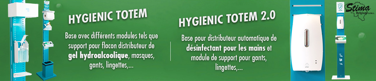 hygienic totem