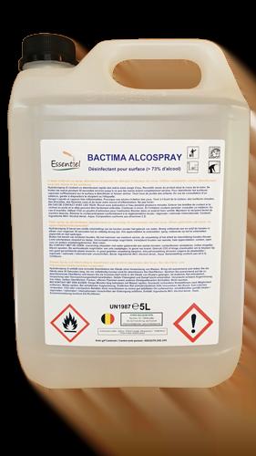 Bactima Alcospray 5l